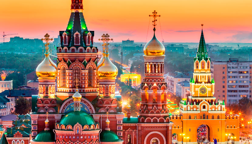 Thuê wifi đi Nga